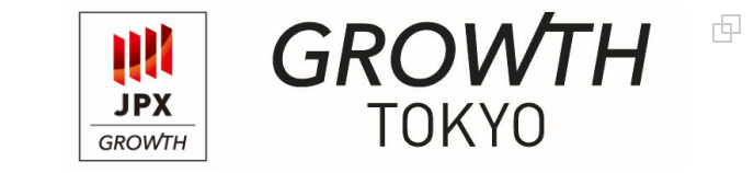 Listed on Tokyo Stock Exchange Mothers Index